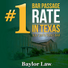 Baylor Law First in Texas Bar Passage Rate