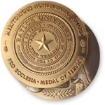 Pro Ecclesia Medal of Service medal