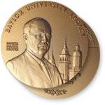 Baylor Legacy Award medal