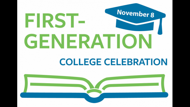 irst-Generation College Celebration