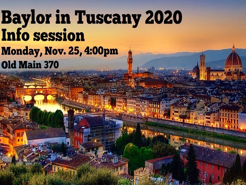 Italian Study Abroad!