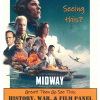 Midway History, War, & Film Panel
