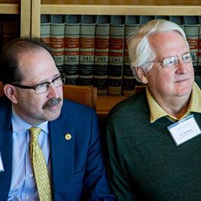 Photo of Judge Kinkeade and Judge Mazzant