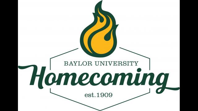 Baylor Homecoming graphic