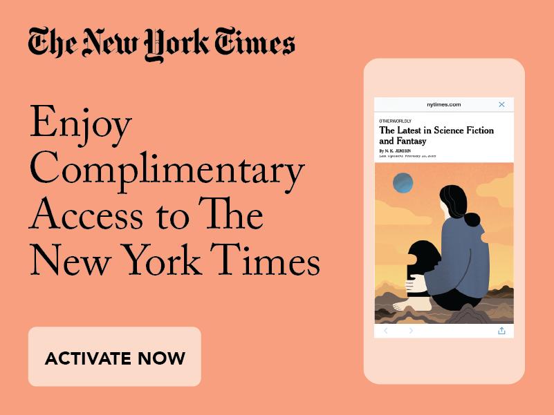 New Subscription Broadens Access to <em>The New York Times</em>