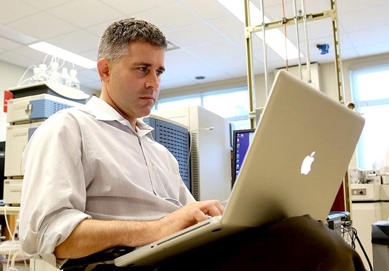 Baylor Associate Professor, Brian Shaw