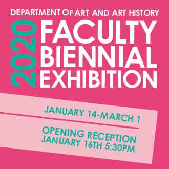 Faculty Biennial 2020