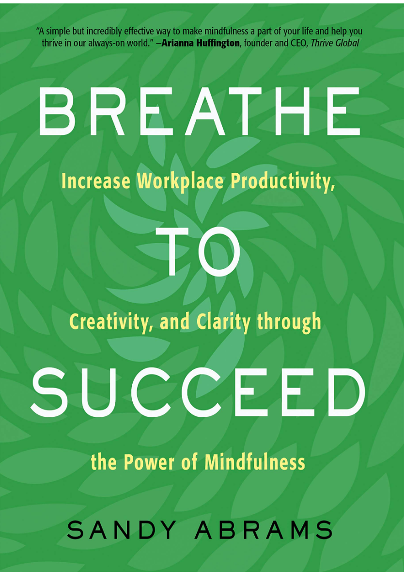 Book Cover: breathe to succeed