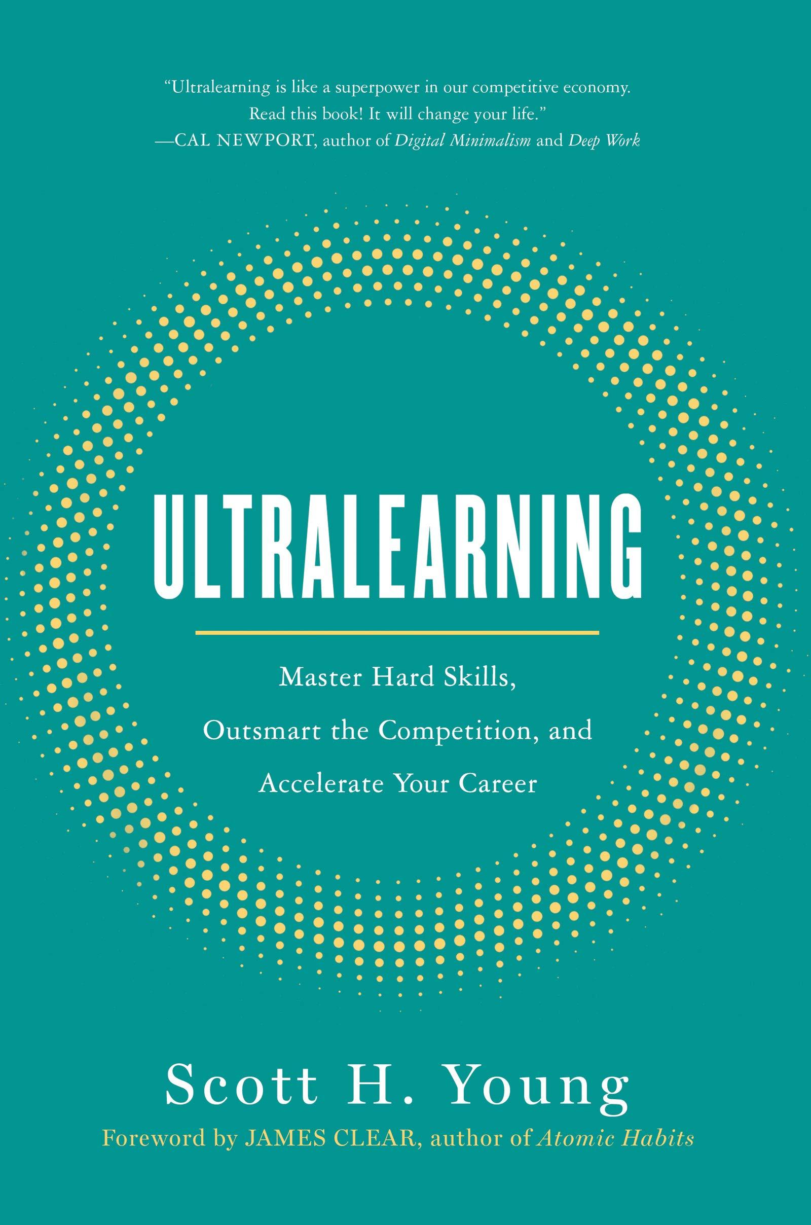 Book Cover: Ultralearning