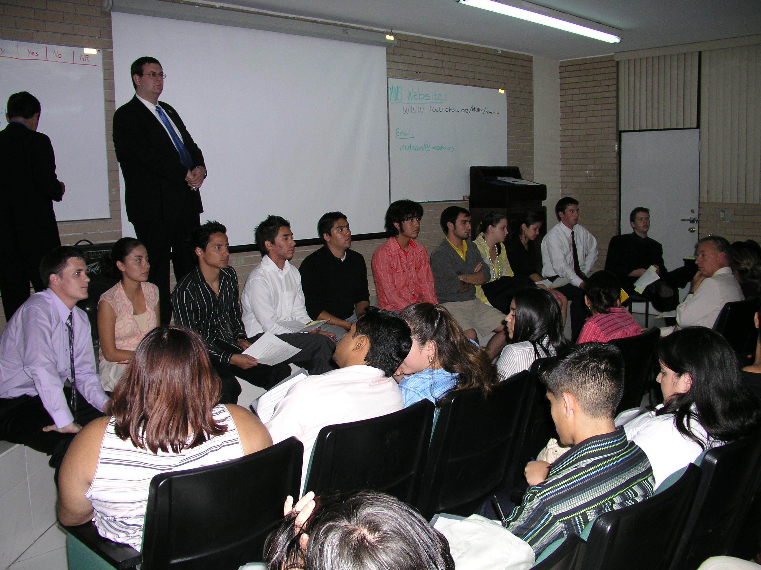 Parliamentary Practice - Monterrey 05 (w x h, 0 KB)