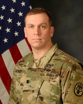 LTC Peter Attilio, PhD, CRNA, Phase 2 Clinical Site Director: Madigan Army Medical Center