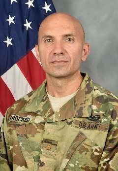MAJ Richard Crocker, DNAP, CRNA, Phase 2 Clinical Site Director: William Beaumont Army Medical Center