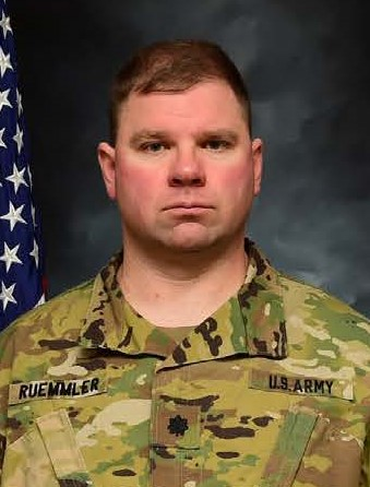LTC Matthew Ruemmler, DNAP, CRNA, Phase 2 Clinical Site Director: Womack Army Medical Center