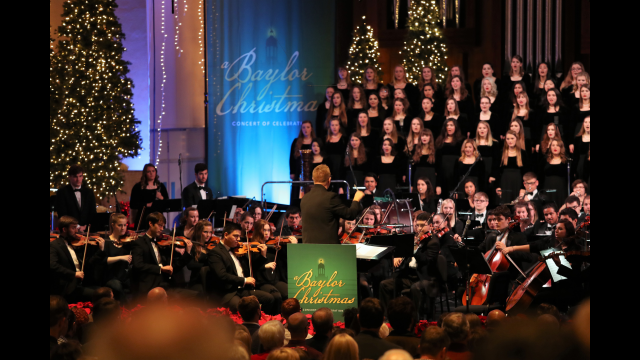 "Baylor Handbell Choir Concert For Christmas 2020 Encore Presentation of ""A Baylor Christmas"" to Air on TV Stations"