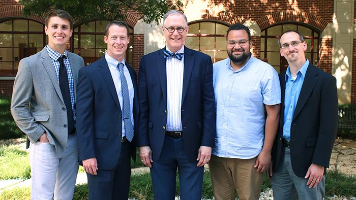 PhD in Preaching Cohort