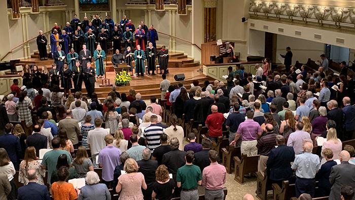 25th Convocation Service