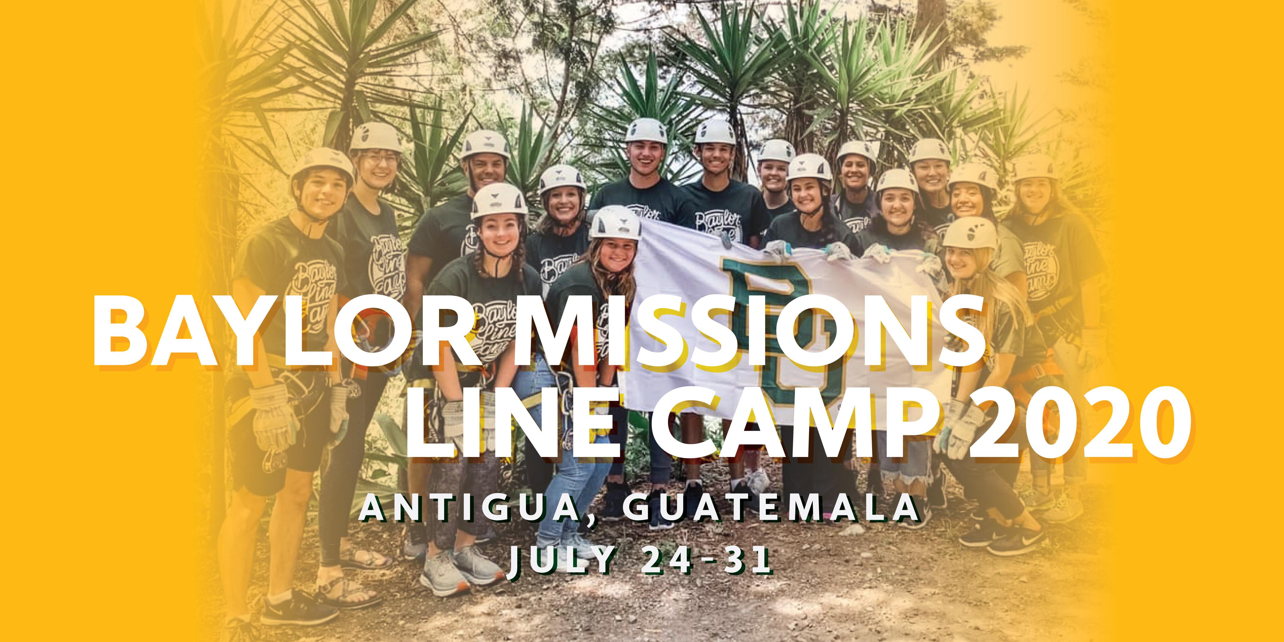Line Camp Guatemala 2020 Cover