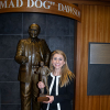 Tori Coates Is Baylor Law's Fall 2019 'Mad Dog' Champion