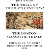 250th Anniversary Boston Massacre Trials Reenactment