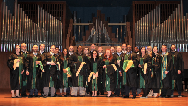 Baylor OMBA May 2019 Class