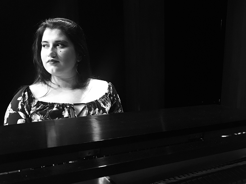 2019 Concerto Competition Winner