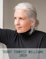 TERRY TEMPEST WILLIAMS 2019