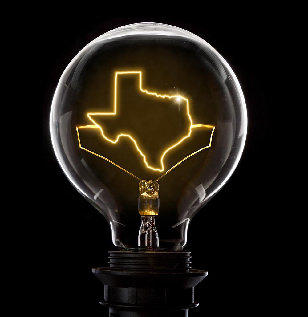 Texas Business Journals Lighbulb Image