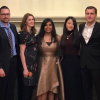 December 2019 Graduates at the Doctoral Dinner