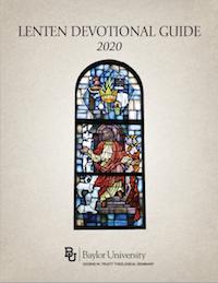 Lenten Devotional Guide 2020