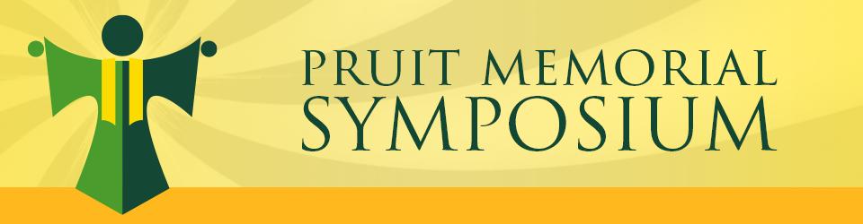 Pruit Memorial Symposium