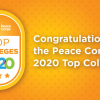 [Peace Corps Top Colleges]