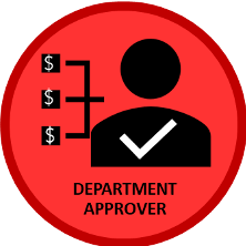 graphical representation of Department Approver