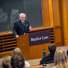 Ambassador Lyndon L. Olson, Jr. Speaks at Baylor Law on the Need for Civility in Our Culture