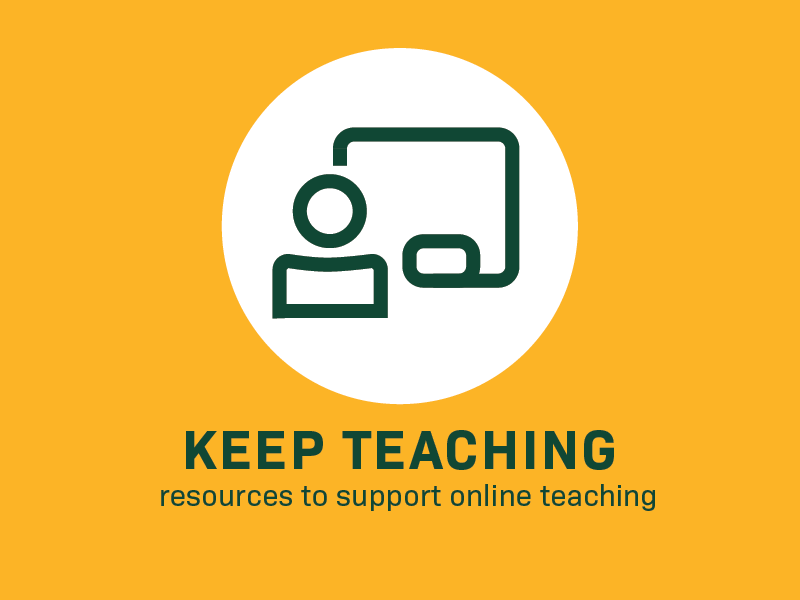 Keep Teaching