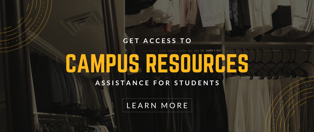 Campus Resources Slide