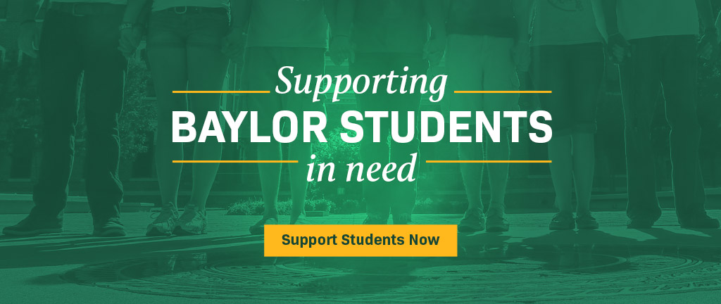 How You Can Support Baylor Students In Crisis