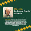 Welcome, Dr. Ron Johnson!