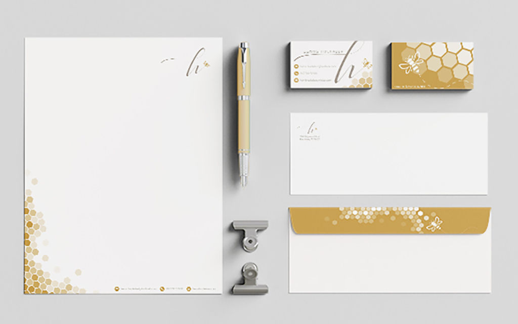 Personal Stationery, Harris Huckabee