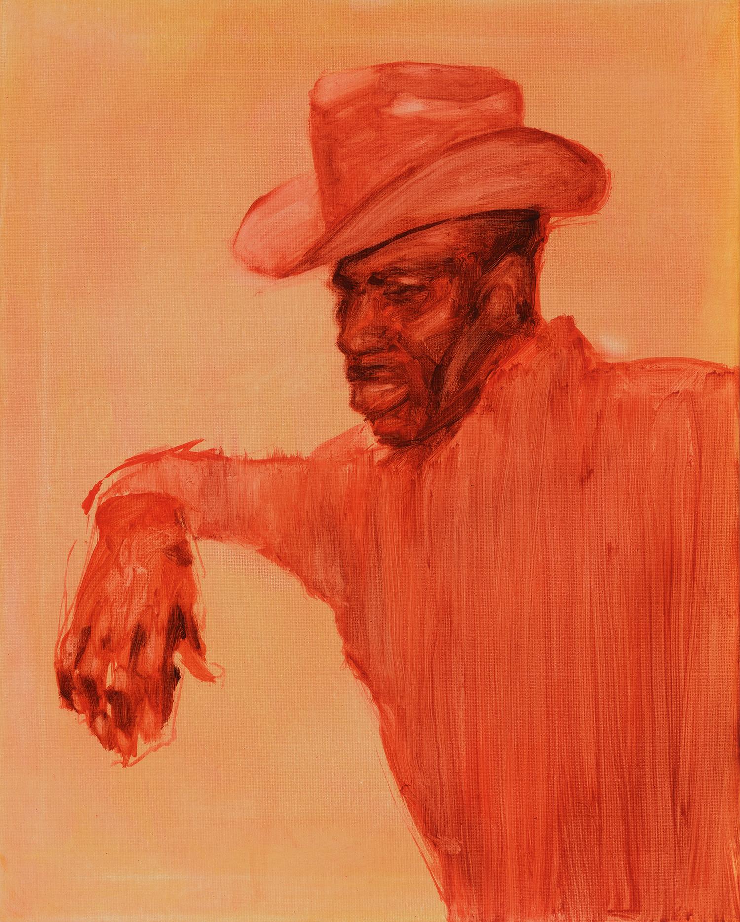 Myrtis, John Singletary, 2019, Oil on canvas, 16 x 20
