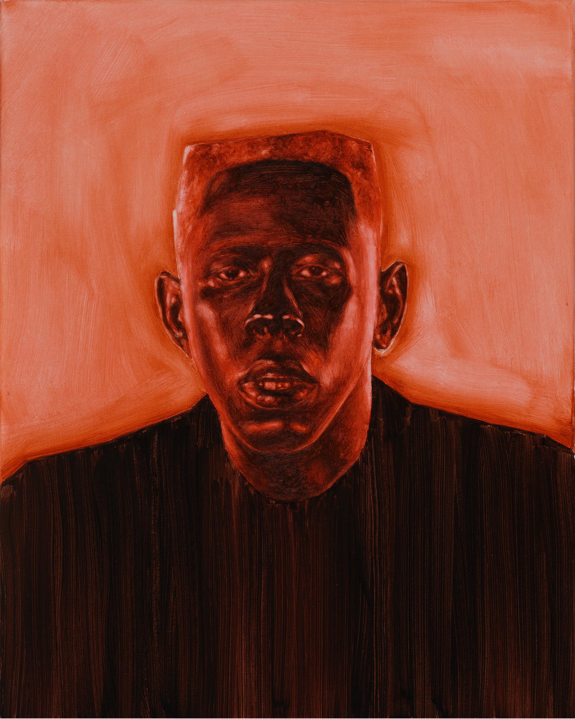 Tyler, John Singletary, 2019, Oil on canvas, 16 x 20