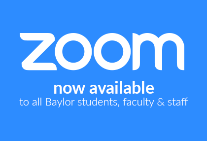 Zoom: Now Available