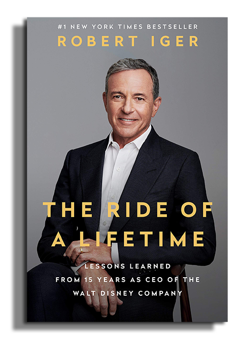 Book Cover Of The Ride of a Lifetime