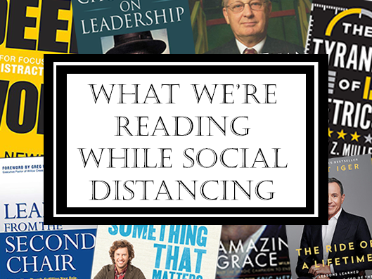 News Feed - What We're Reading