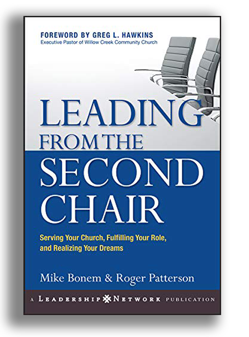 Book Cover of Leading from the Second Chair