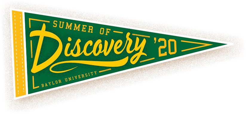 Summer of Discovery Pennant
