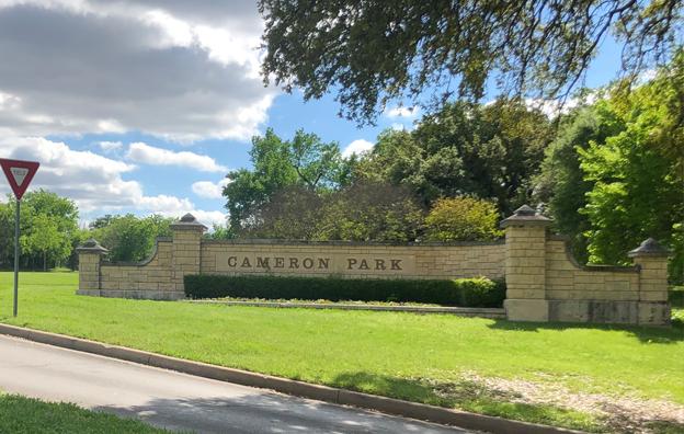 Cameron Park Hike