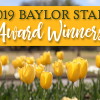 2019 Baylor Staff Award Winners!