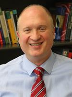 Nick Benson, PhD, NCSP