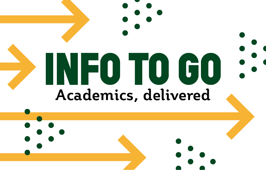 Info To Go -- Academics, delivered