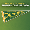 School of Education Offers Online Summer Courses